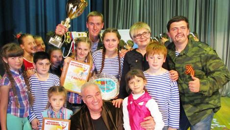 Вышневолоцкая «Фишка» представит Тверскую область на Международном фестивале КВН