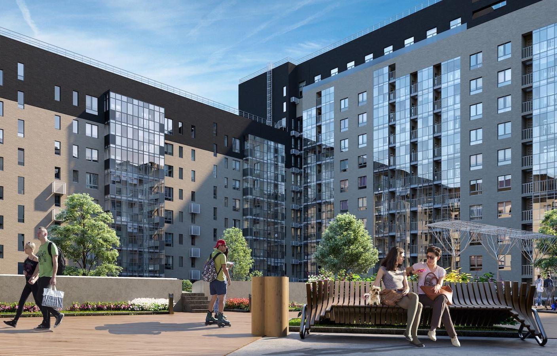 ВТБ финансирует строительство ЖК Французские кварталы «Ривьера Парк» в Ижевске - новости Афанасий