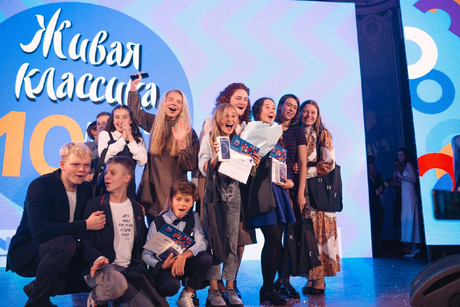 Акулина Павлова из Тверской области стала лучшим в мире чтецом прозы