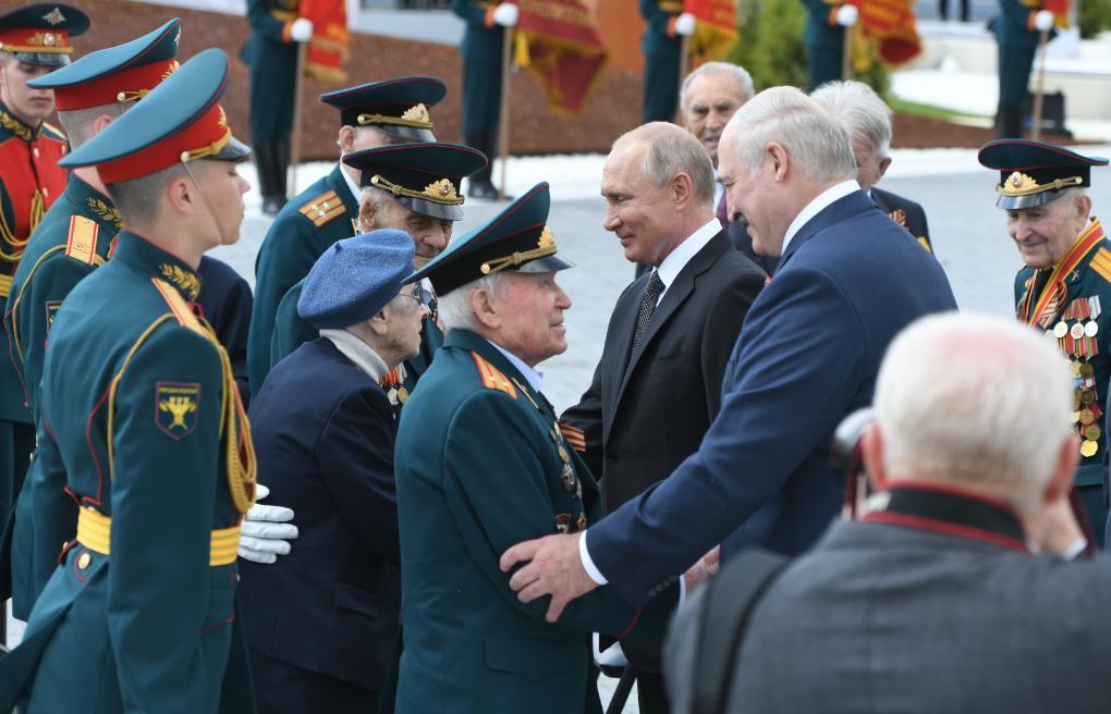 Путин упомянул Ржевский мемориал как один из символов прочных связей России и Беларуси - новости Афанасий