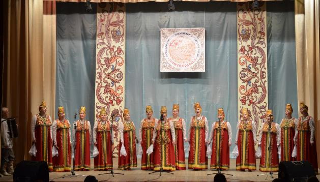 Хор и ансамбль песни ДК «Пролетарка» в Твери завоевали награды городского конкурса