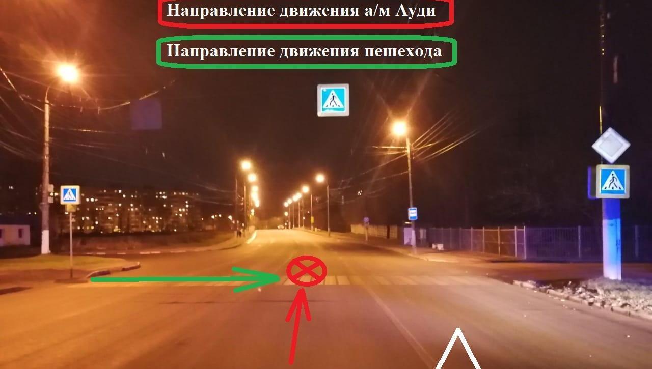 В Твери будут судить водителя, сбившего девушку на бульваре Профсоюзов и уехавшего с места ДТП - новости Афанасий