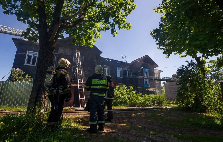 Спустя три года и серию пожаров дом на улице Спортивной в Твери снесут - новости Афанасий