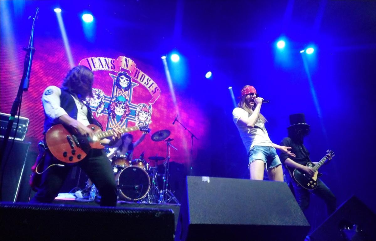 В Твери будут петь песни Guns N' Roses