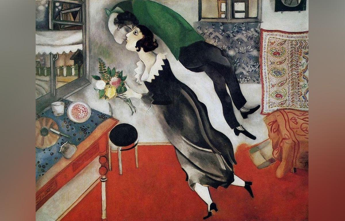 Уникальная выставка «Три эпохи Марка Шагала» откроется в Твери