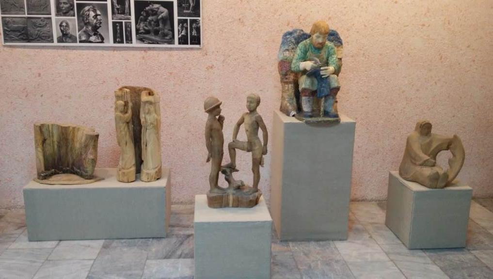 В Кимрском районе Тверской области появится Музей скульптур Татьяны Савватеевой