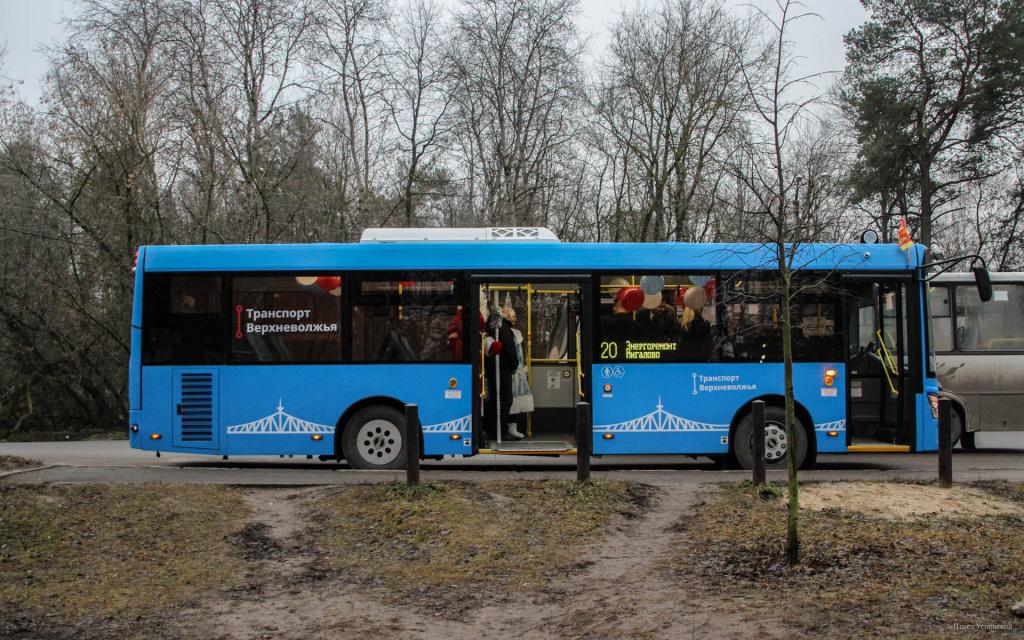 В Вербное воскресенье и на Пасху в Твери будут назначены дополнительные автобусы - новости Афанасий
