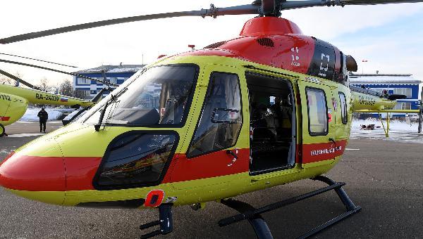 «Ростех» передал Тверской области вертолет для санавиации