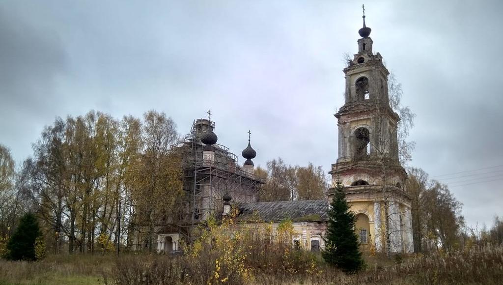Храмом в Тверской области заинтересовался проект «Консервация» - новости Афанасий