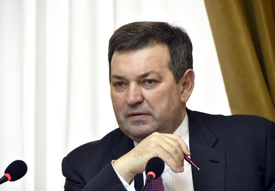 Александр Клиновский: «Задача — сохранить устойчивость областного бюджета»