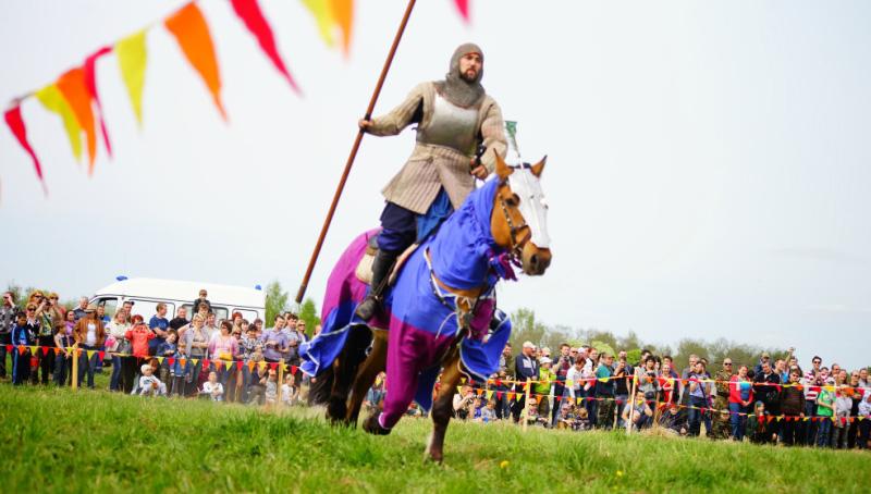 Тверитян приглашают посмотреть на воинские сражения