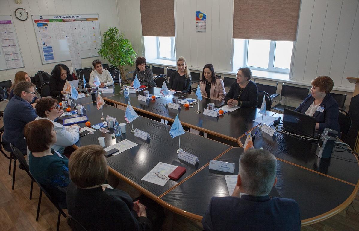 Калининская АЭС: Абхазия перенимает опыт работы атомклассов - новости Афанасий