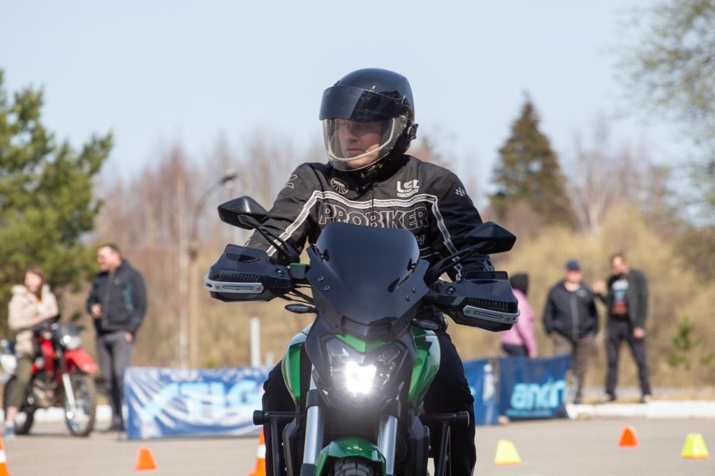 В Торжке прошел первый этап Чемпионата Тверской области по мотоджимхане - новости Афанасий