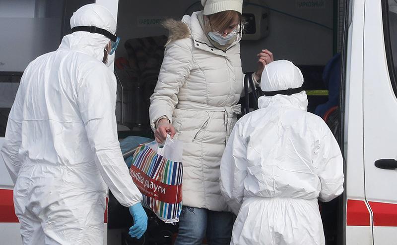 Коронавирус в России: данные на 4 апреля 2020 года - новости Афанасий
