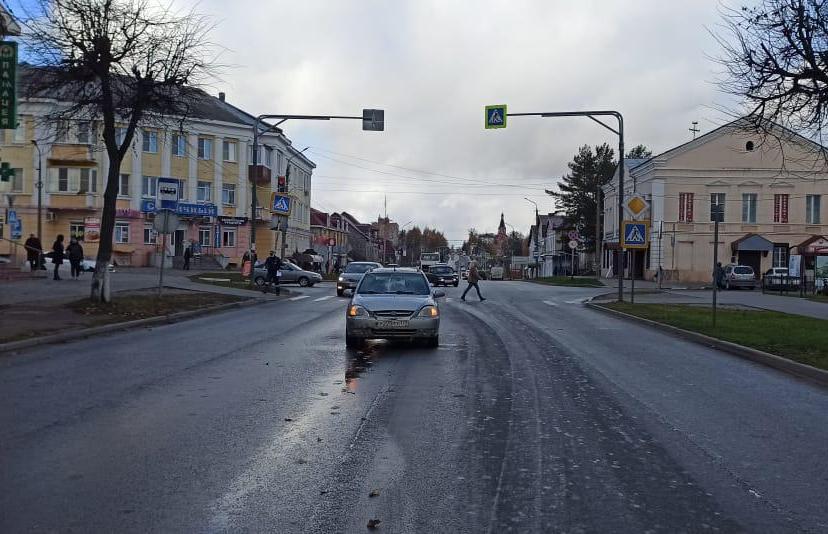 В Ржеве на пешеходном переходе сбили 18-летнего парня - новости Афанасий