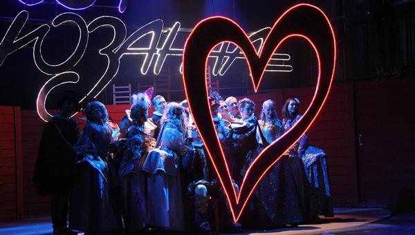 В январе тверской ТЮЗ покажет спектакли о войне, любви и приключениях