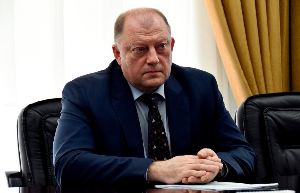 Сергей Голубев провел рабочую встречу с региональным бизнес-омбудсменом Антоном Стамплевским - новости Афанасий