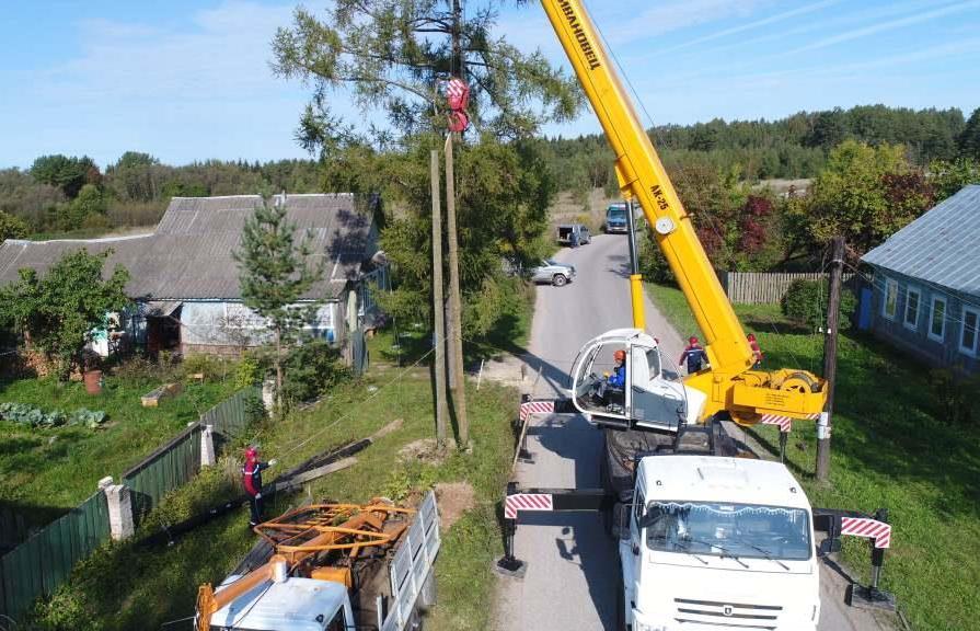 Энергетики тверского филиала «Россети Центр» успешно отработали мероприятия по ликвидации нештатных ситуаций - новости Афанасий