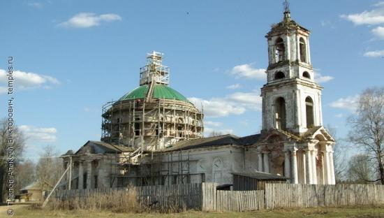 В Тверской области отреставрируют храм XIX века за 20 млн рублей