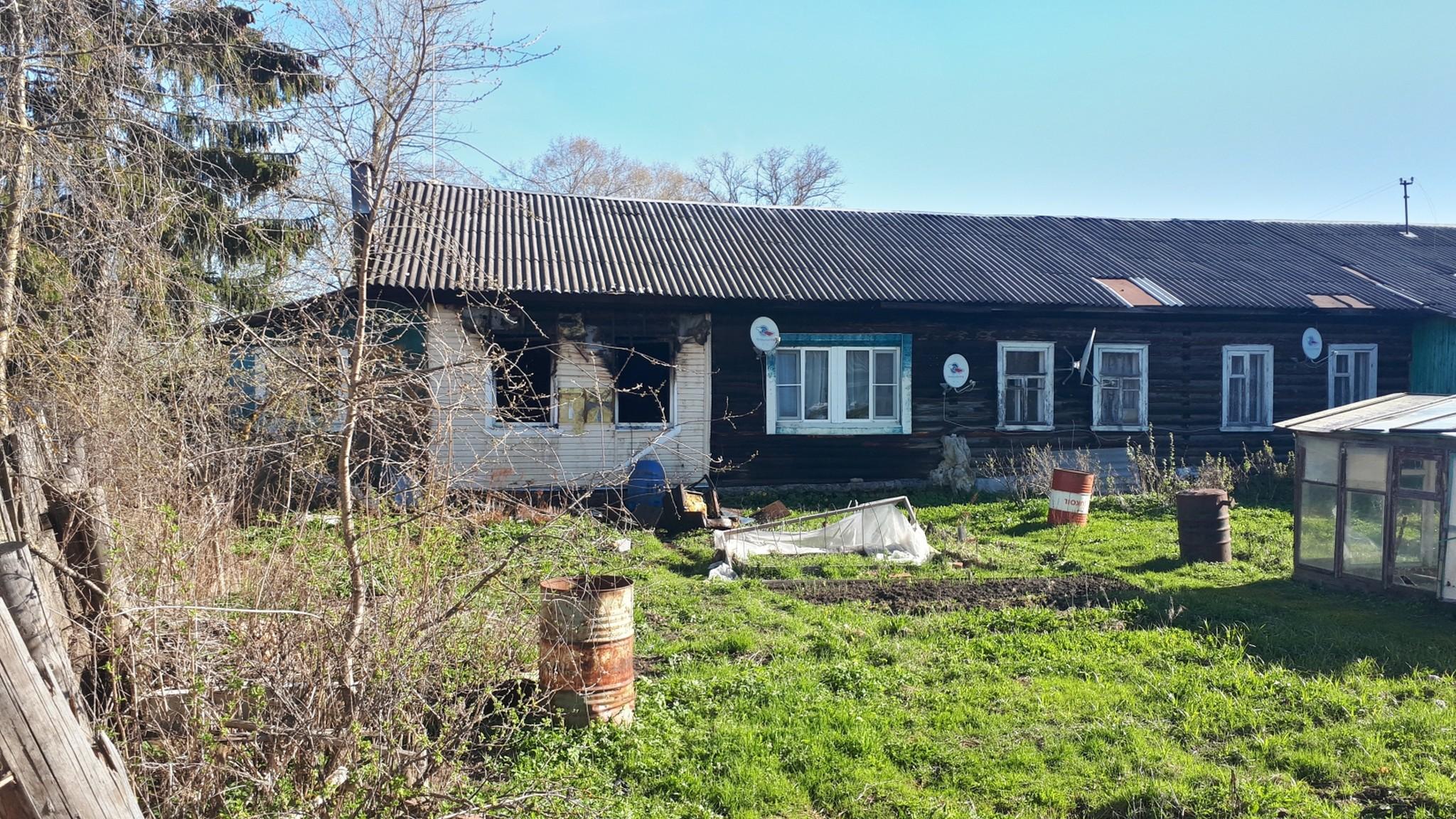 СК: на пожаре в Вышнем Волочке Тверской области погибли двое маленьких детей - новости Афанасий