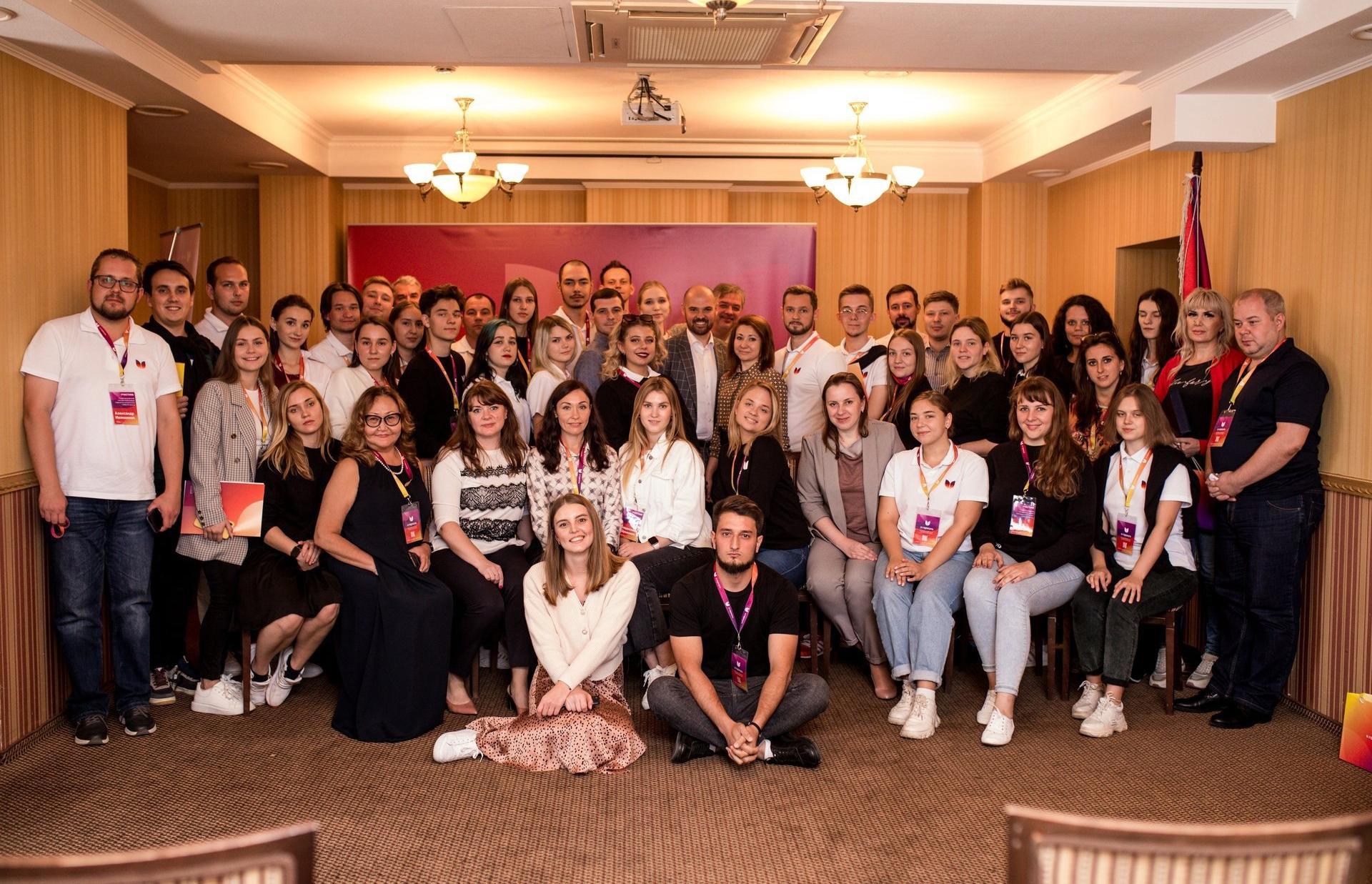 ТвГТУ принял участие в первом съезде Ассоциации студенческих патриотических клубов «Я горжусь» - новости Афанасий