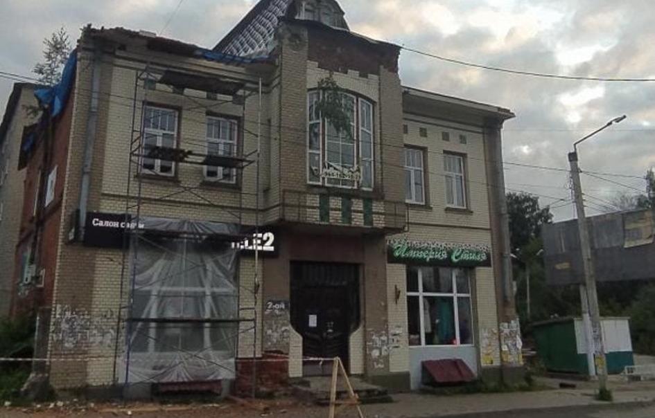 Дом купца Тихомирова в Кимрах Тверской области теряет исторический облик - новости Афанасий