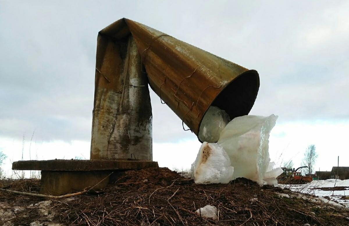 В Тверской области объяснили, почему рухнула башня, раздавившая «Буханку» - новости Афанасий