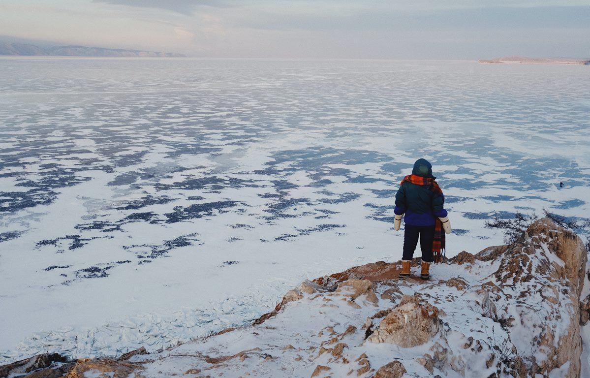 На Байкале запустили сейсмический вибратор