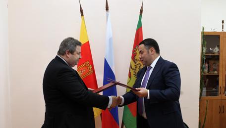 550 млн. рублей инвестируют в строительство консервного завода в Тверской области