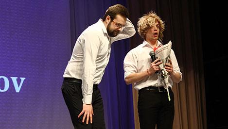 «Рэперы» из сельскохозяйственной академии победили на фестивале Лиги КВН «Верхневолжье»