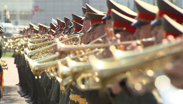 «Нашествие 2015» откроет военный оркестр