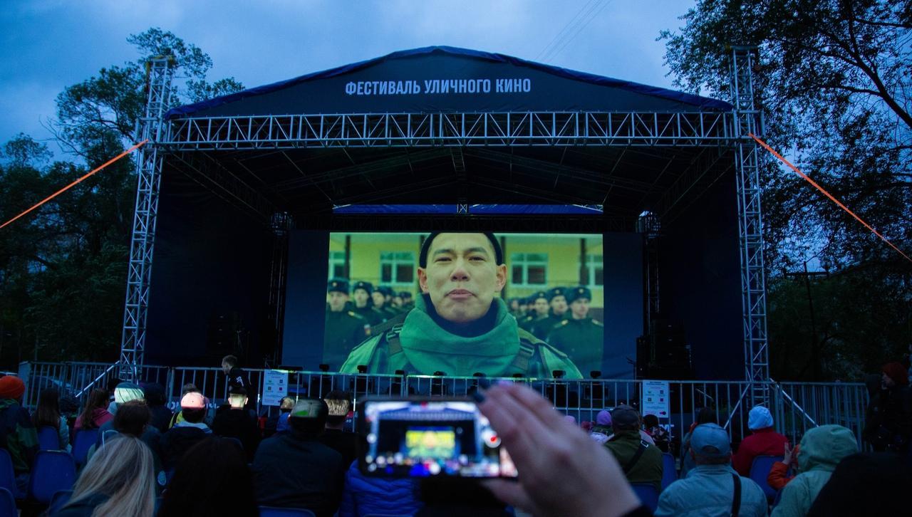 На фестивале уличного кино в Твери покажут конкурсные фильмы и лучшие короткометражки последних лет