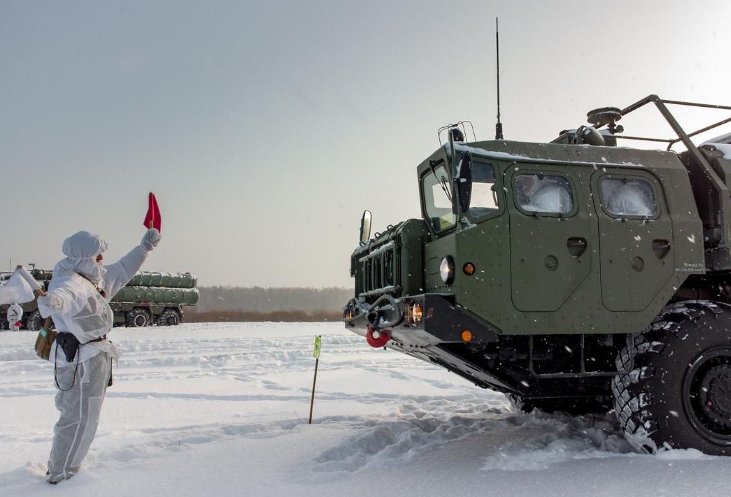 Тверские системы ПВО противостояли «вражеским» самолетам