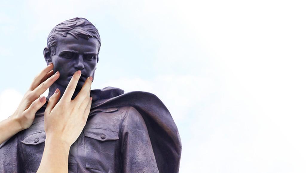 Разработан проект создания 3D-изображений Ржевского мемориала в Тверской области для незрячих