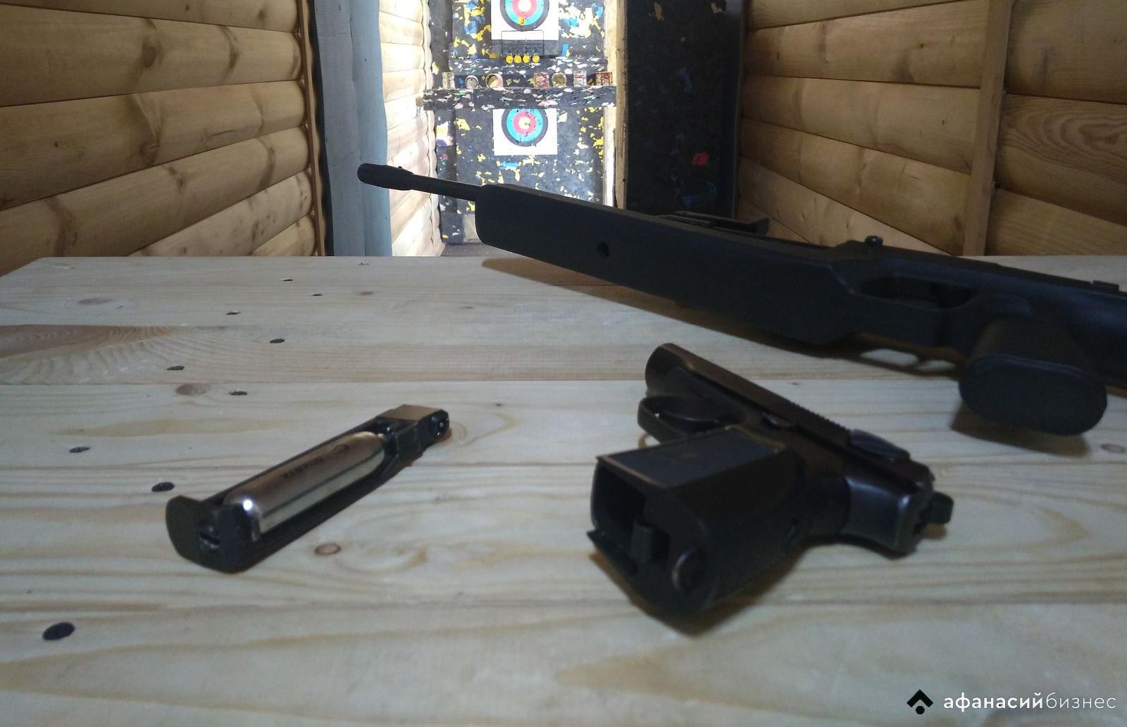 В Госдуме предложили штрафовать за незаконное пневматическое и холодное оружие - новости Афанасий