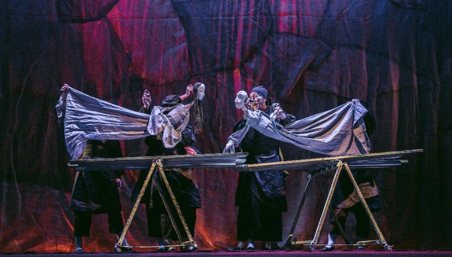 Спектакль Тверского театра кукол вошел в long list «Золотой Маски»