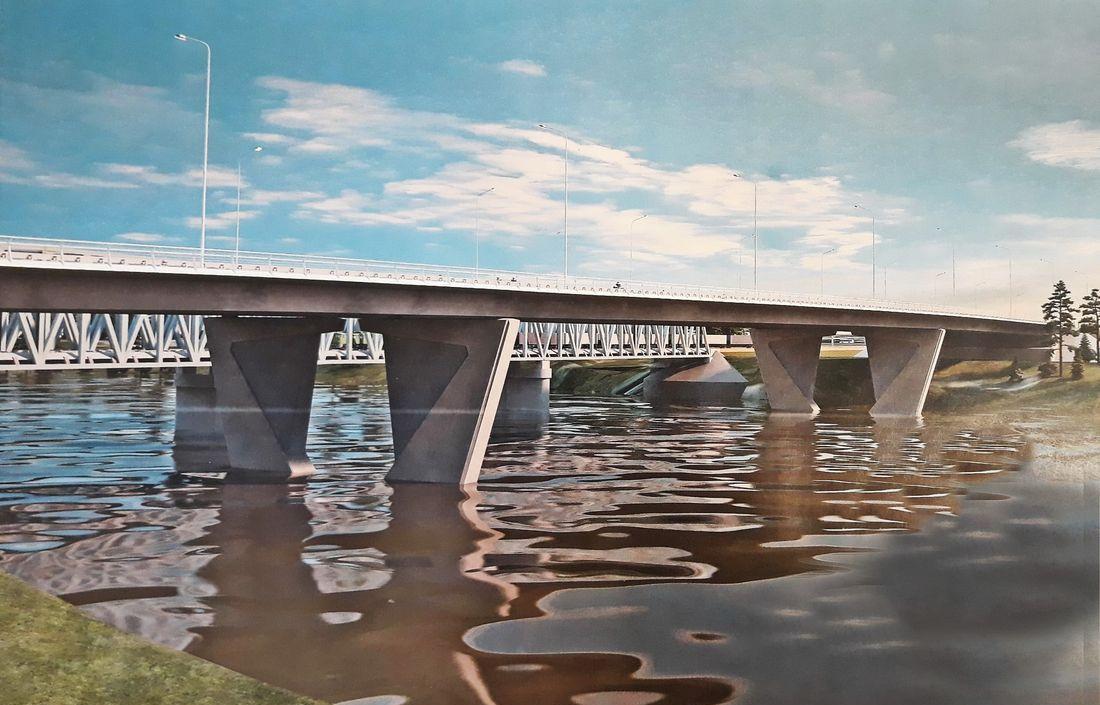 Из бюджета Тверской области собираются выделить деньги на Западный мост и дорогу у Чуприяновского тоннеля - новости Афанасий
