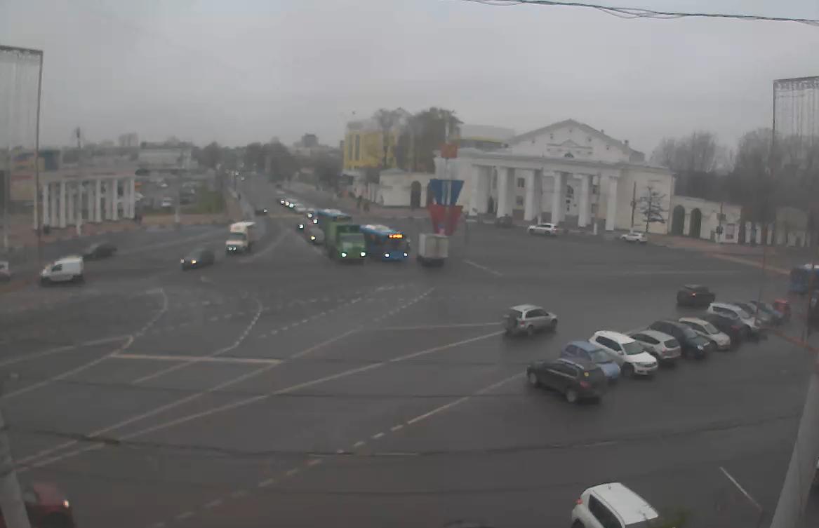 В Твери не работают светофоры на нескольких улицах - новости Афанасий