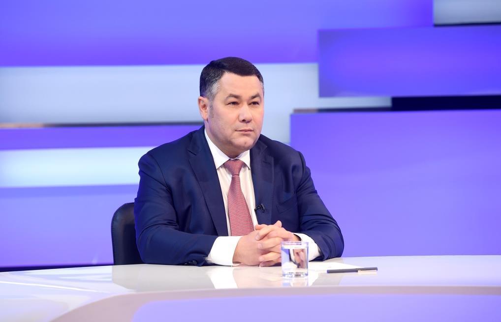 Игорь Руденя вспомнил свои первые дни работы в Тверской области в качестве главы региона - новости Афанасий