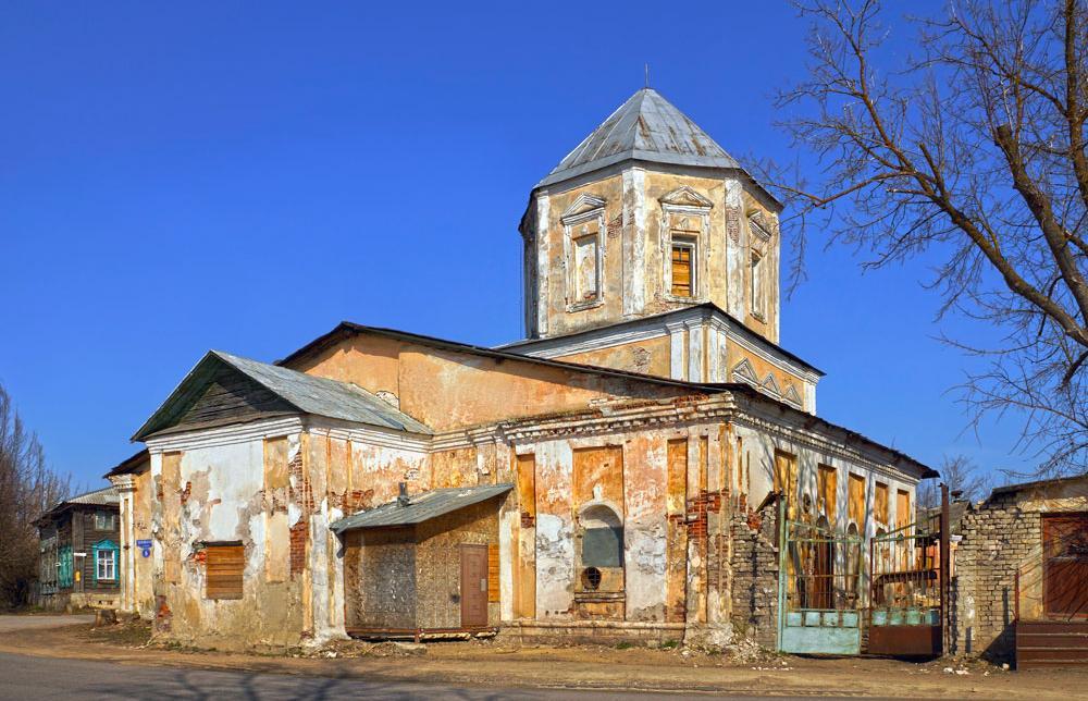В Твери потратят 12 млн рублей на реставрацию старинной церкви - новости Афанасий