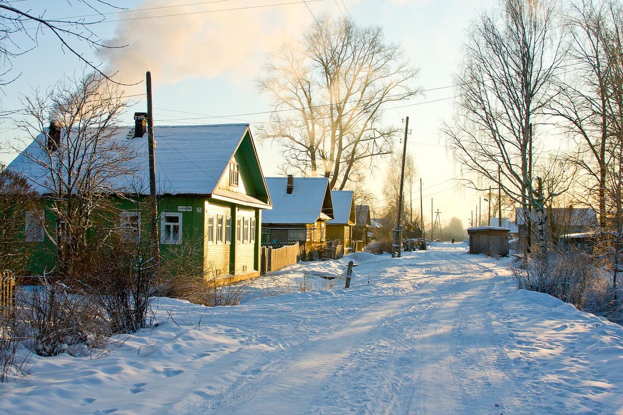 В Тверской области пьяный мужчина вломился в дом к девушке, чтобы погреться - новости Афанасий