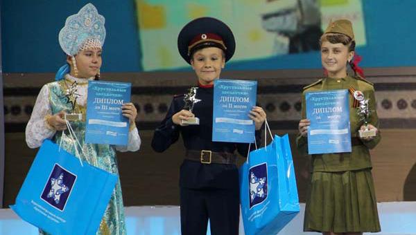 9-летний тверитянин с казачьей песней стал призером всероссийского фестиваля-конкурса «Хрустальные звездочки»