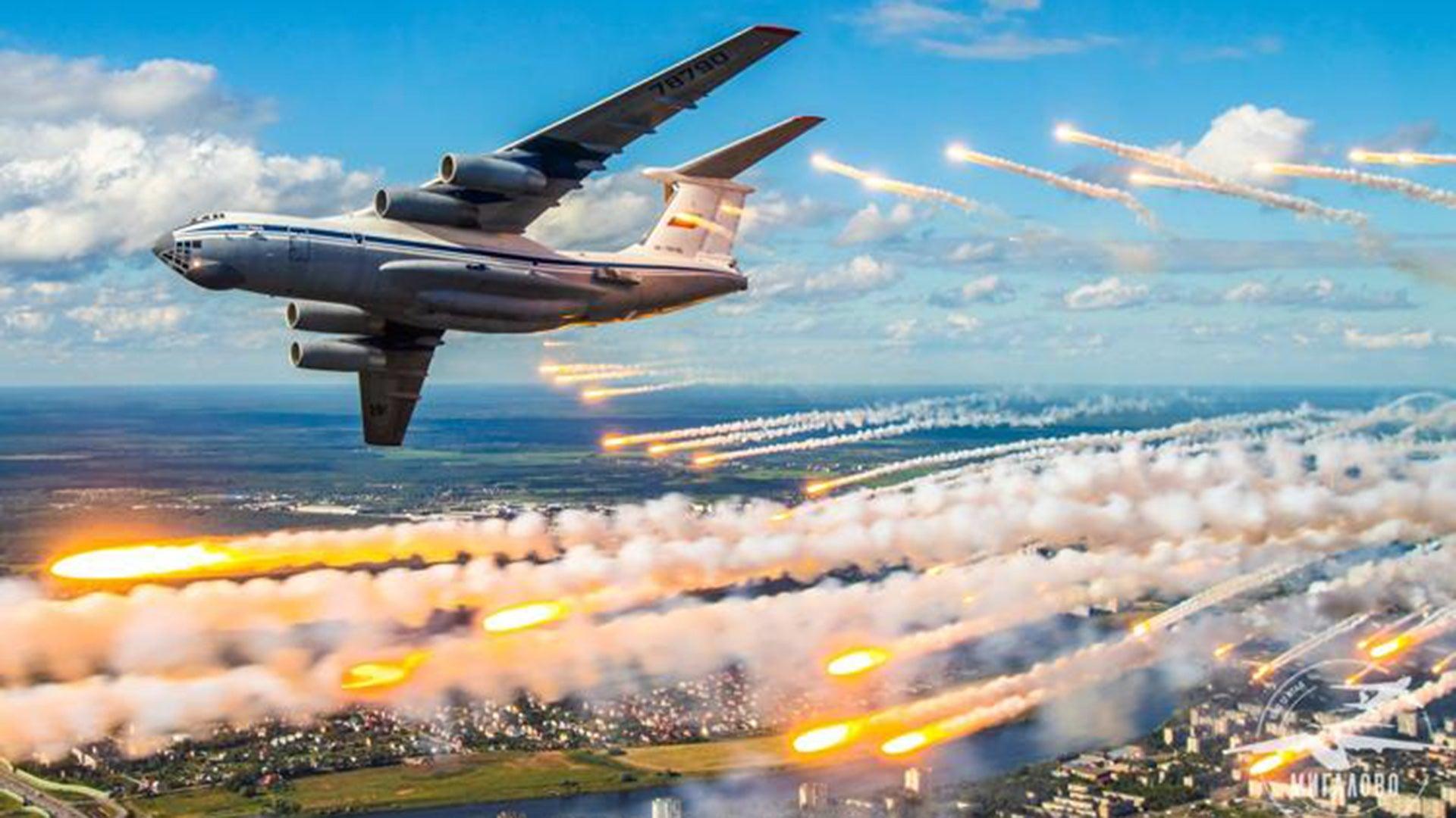 Тверские экипажи самолетов Ил-76 впечатлили американцев - новости Афанасий