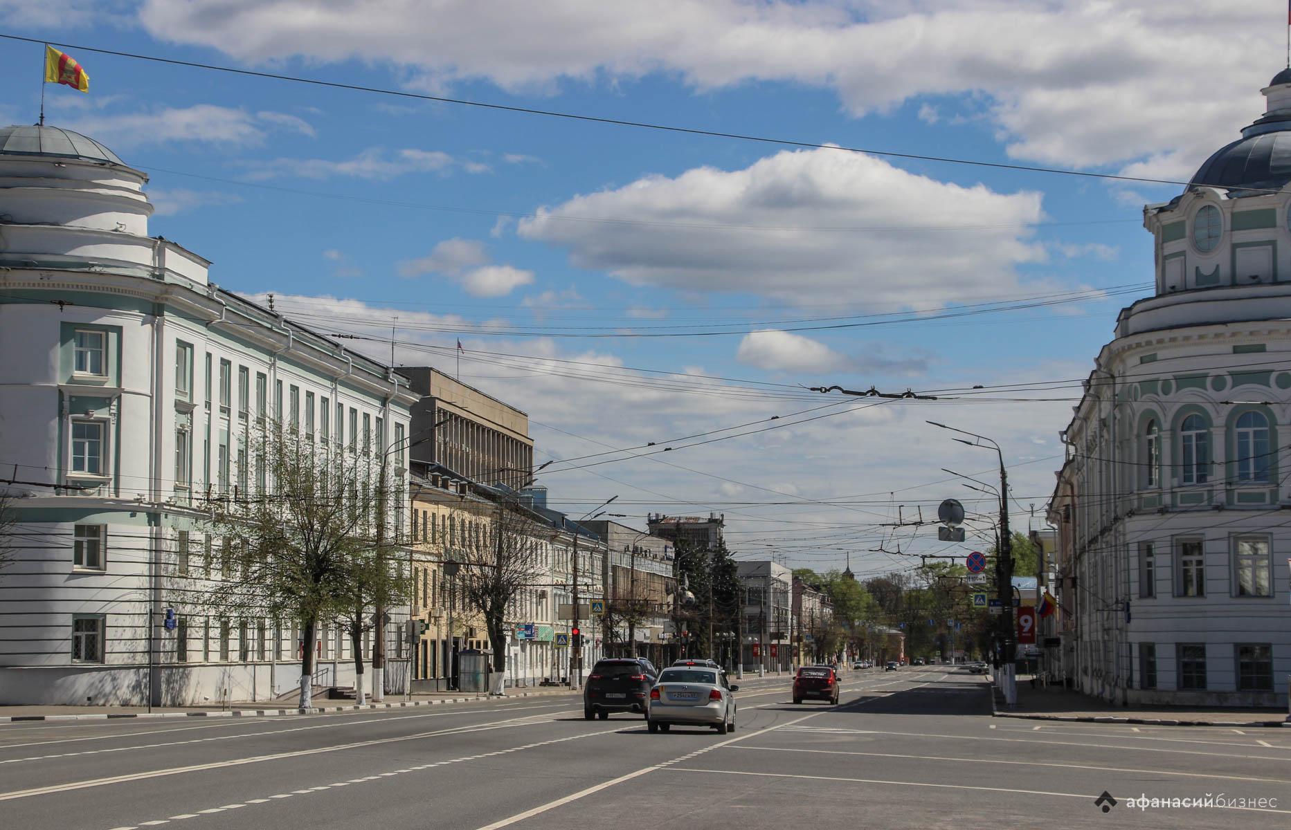 Тверская область немного поднялась в рейтинге социально-экономического положения регионов - новости Афанасий
