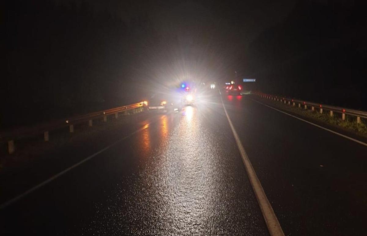 Пьяный пассажир покалечился, выпав из машины на дороге в Тверской области - новости Афанасий