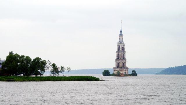 Колокольню Николаевского собора в Калязине передадут в региональную собственность