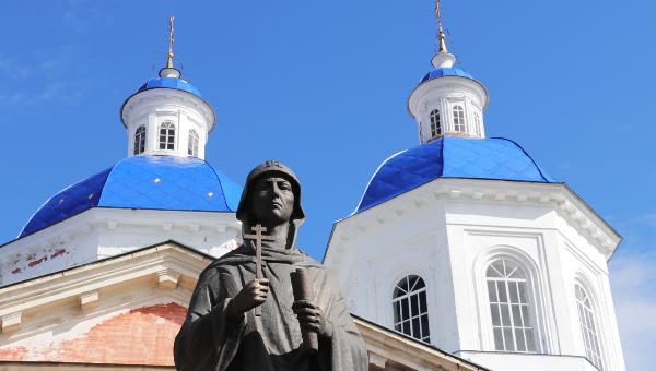 В Тверской области проходят торжества, посвященные Дню памяти святой благоверной княгини Анны Кашинской