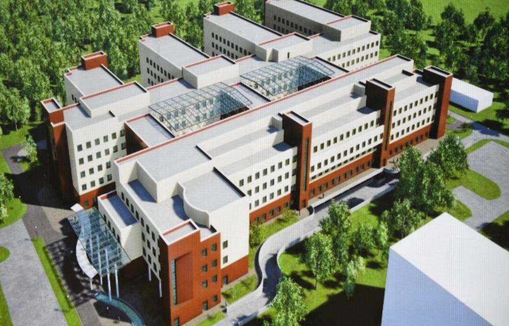 «РТ-СоцСтрой» готов заплатить более 9 млн за рабочую документацию будущей Детской областной больницы в Твери - новости Афанасий