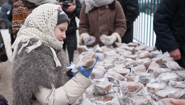 В Твери будут раздавать блокадный хлеб