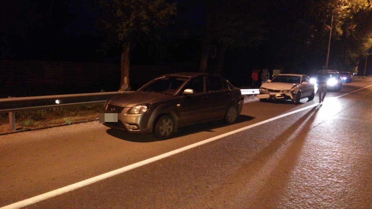 В Тверской области пьяный водитель спровоцировал ДТП, в котором сам и пострадал - новости Афанасий